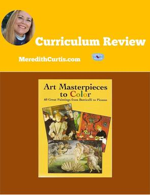 Art Masterpieces To Color 60 Great Paintings From Botticelli Picasso Dover Press Is A Coloring Book Invest In